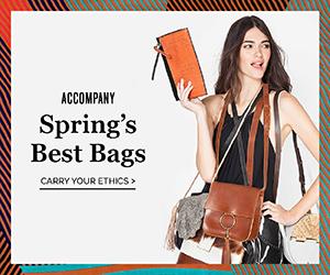 Accompany - Spring Bag Edit - Artisan Made, Fair Trade, Philanthropic