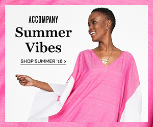 Accompany - Summer Shop - Artisan Made, Fair Trade, Philanthropic