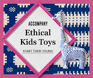 Accompany - Gifts for Kids - Artisan Made, Fair Trade, Philanthropic