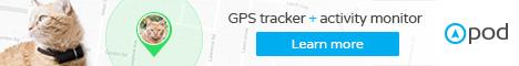 468x60 Pod 3 GPS Pet Tracker Review