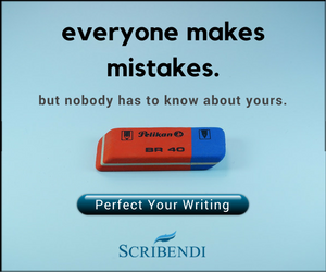 Editing and Proofreading by Scribendi