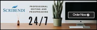 Scribendi: World-Class Editing and Proofreading