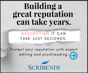 Editing Services for Academia