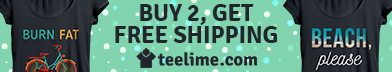 Teelime Free Shipping Offer
