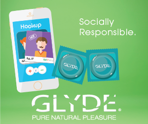 Make Love Vegan with GLYDE Condoms
