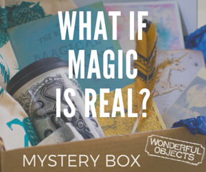 Wonderful Objects Subscription Mystery Box