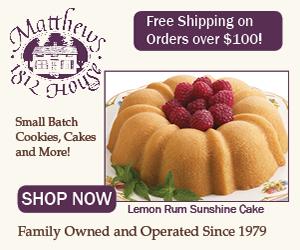 Lemon Rum Sunshine Cake