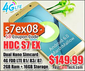 HDC S7 EX New Arrivel- $10 Coupon Cdoe
