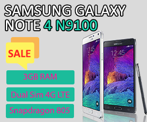 Samsung Galaxy Note 4 N9100 Sale