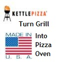 Turn Grill Into Pizza Oven