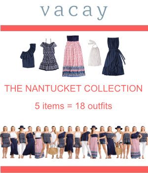 Vacay Nantucket Collection