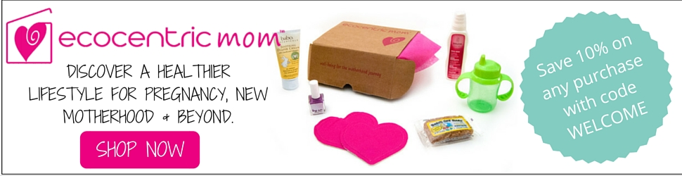 Ecocnetric mom subscription box