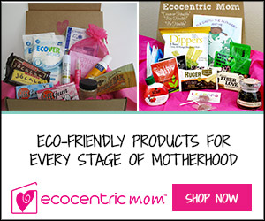 Ecocentric Mom box for every stage of motherhood