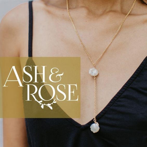 Ash & Rose, sustainable fashion