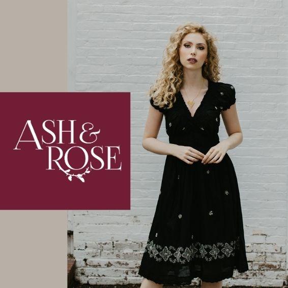 Ash and Rose