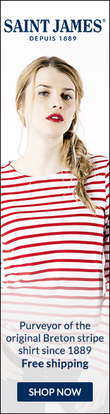Shop Saint James, The Original Purveyor of Breton Stripes Shirts