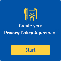 Create your Privacy Policy agreement