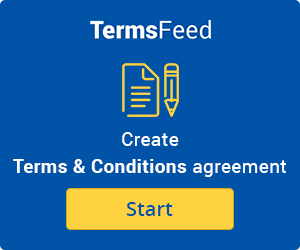 Create your Terms and Conditions agreement