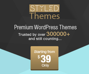 Premium WordPress Themes from Styled Themes