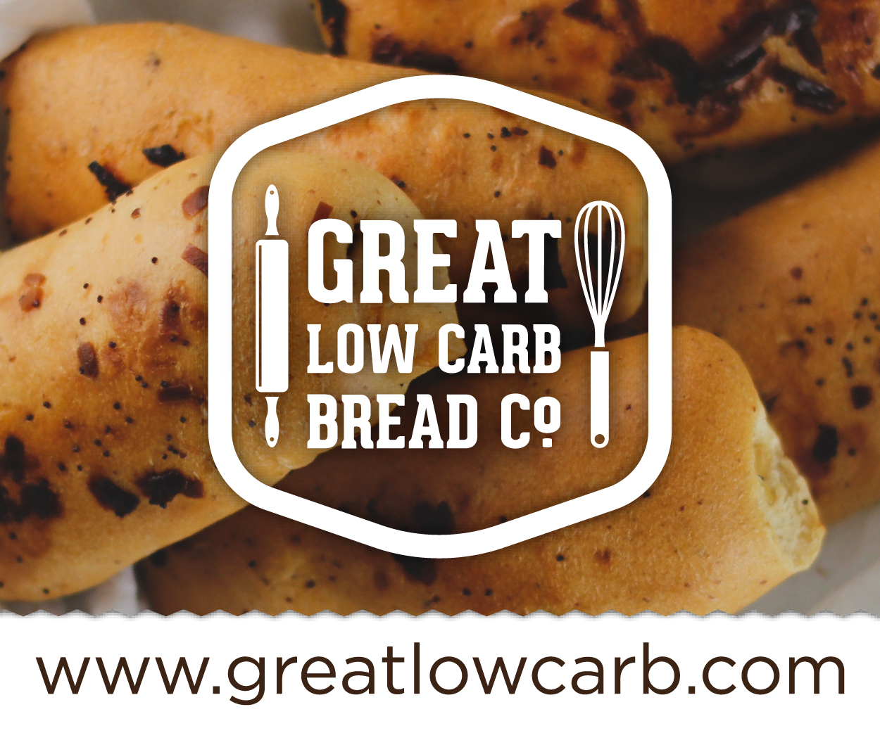 Great Low Carb Bread Company promo code