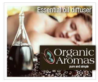 Organic Aromas Coupon