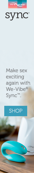 Make sex exciting again with We-Vibe Sync