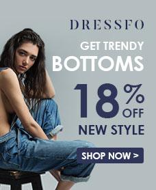 Dressfo! Discount Codes