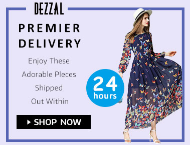 Just pick it from Dezzal.com! Unique design for your suitable taste! Fast shipment here! Hurry up!