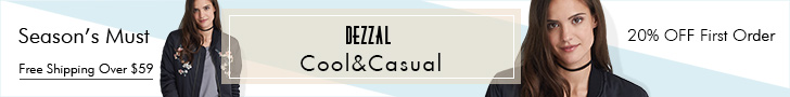 Cool casual for free shipping over $59 at dezzal.com