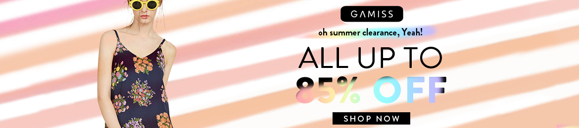 Summer Clearance: All Up to 85% OFF, Shop Now!