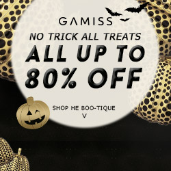 NO TRICK ALL TREATS ALL UP TO 80% OFF