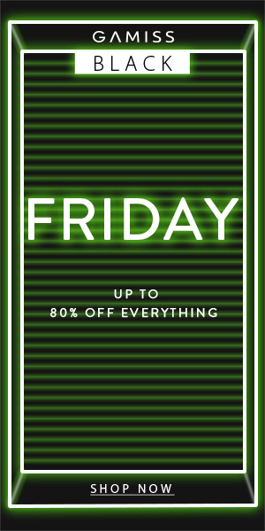 Black Friday Up To 80% OFF, Buy Everything Cheap!
