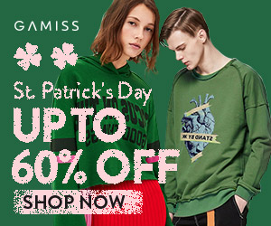 St. Patrick's Day, Up To 60% OFF, Shop Now