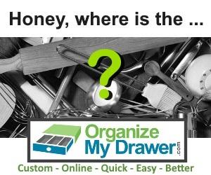 Custom Drawer Dividers You Design at OrganizeMyDrawer.com