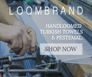 Loombrand - Handloomed Turkish Towels & Pestemal