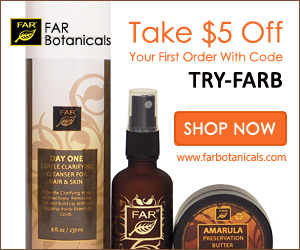 FAR Botanicals - Hydrating Formulas For Hair + Skin