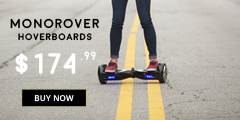 MonoRover R2 Refurbished Hoverboard