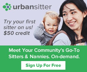 $50 Credit to try UrbanSitter