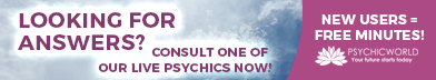 Your Future Starts Today On Psychic World ...
