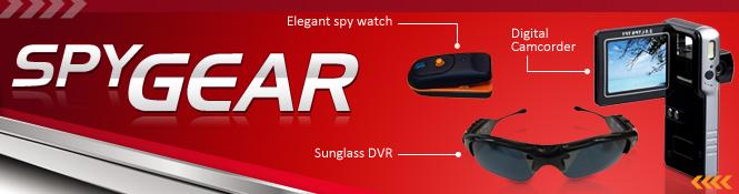 Buy James Bond Spy Gear
