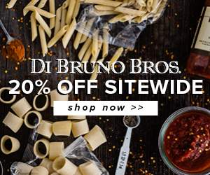 Christmas in July!  20% Site Wide at dibruno.com
