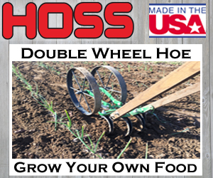 Hoss Tools Homesteading tools to Grow Your Own Food