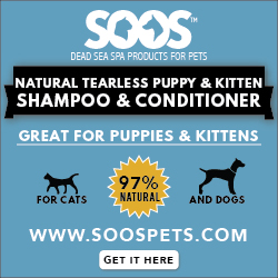 Soos Pets - Dead Sea Spa Products for Pets