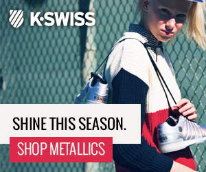 K-Swiss Women's Metallics
