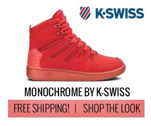 K-Swiss Men's Classic Sneakers