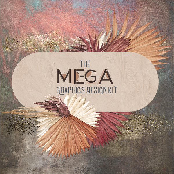 The Mega Graphic Design Kit