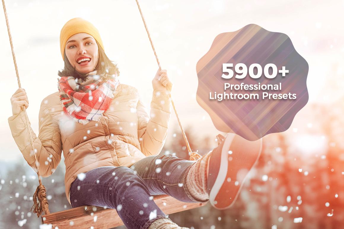 The Colossal Bundle � 5985 Premium Lightroom Presets