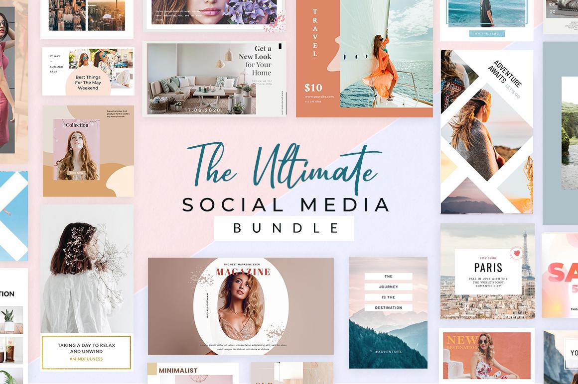 The Ultimate Social Media Bundle