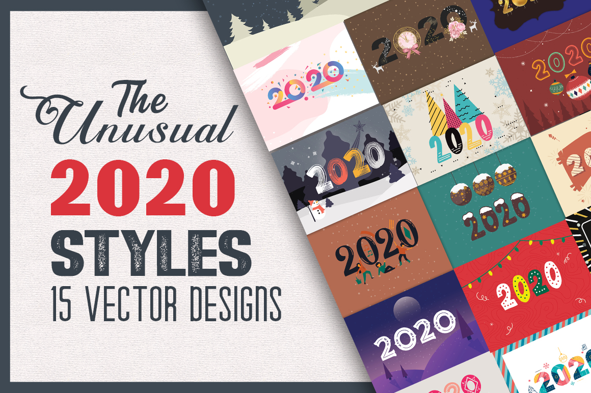 The Unusual 2020 Styles