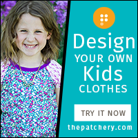 The Patchery Design your own kids clothes